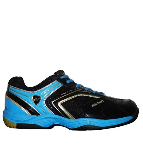 yonex sports shoes yonex ultima 85c pro black blue sports shoes buy