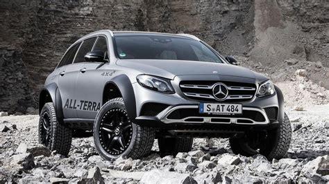 Mercedes 4x4 by Mercedes E Class All Terrain 4x4 2 Is A Dystopian Wagon