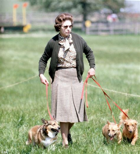 queen s dog why the queen loves her corgis as much as the rest of