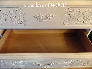 4 The Love Of Wood Learning How To Wax White Tall Dresser