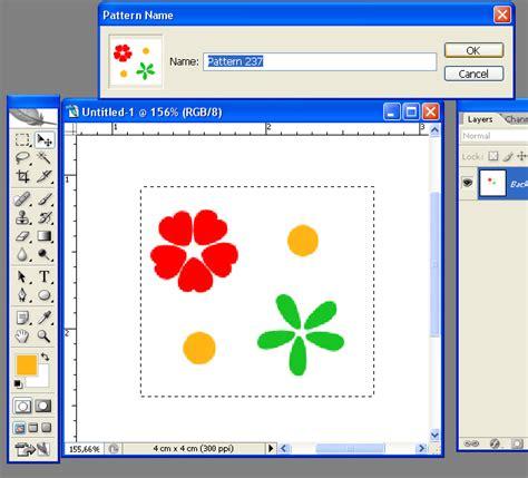 pattern kertas photoshop membuat motif pattern dengan photoshop komalima