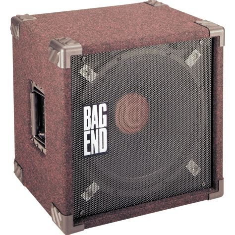 Purse Cabinet by Bag Images Bag End Bass Cabinet