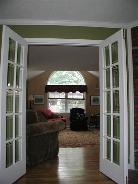 Small Living Room Many Doors Remodeling Project J Cusparian Building And Design