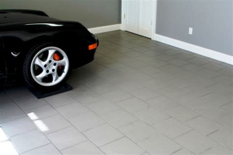 Garage Floor Tiles Ceramic by Tile For The Garage