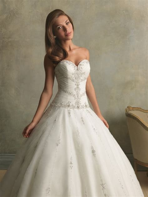 elegant photos ball gown wedding dresses with