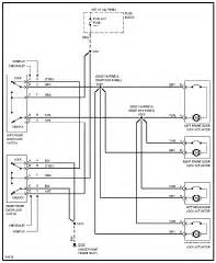 1997 chevrolet cavalier electrical system wiring diagram