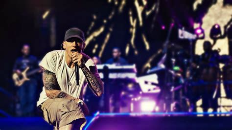 eminem wallpaper iphone hd 640x960 eminem on stage iphone 4 iphone 4s hd 4k