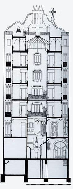 casa batllo floor plan 1000 images about art noveau gaudi on pinterest gaudi