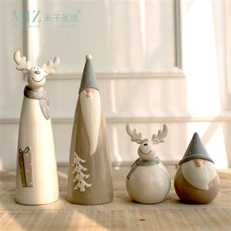 aliexpress com buy miz 1 piece ceramic christmas