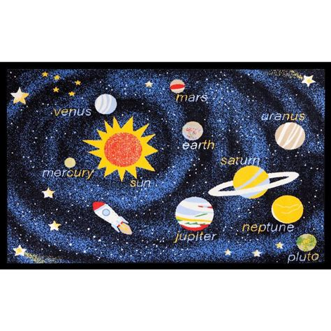 outer space rug concord global trading time outer space navy 4 ft 5 in x 6 ft 1 in area rug 08535 the