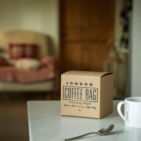 Coffee Box coffee bag 10 sachet gift box by coffee bag