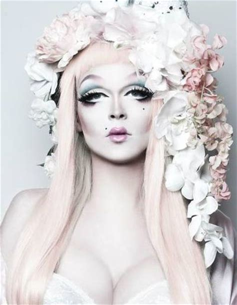 pearl tattoo drag queen 360 best images about cover girl 3 on pinterest seasons