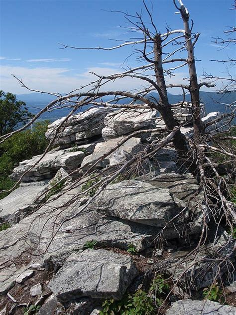 Strickler Knob by Strickler Knob Hike