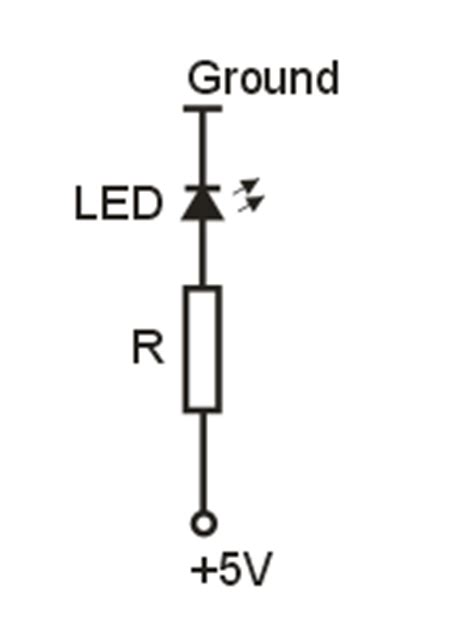 resistor value for led 5v led s how to