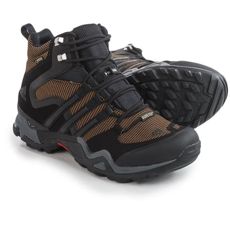 adidas outdoor terrex fast  fm mid gore tex hiking boots