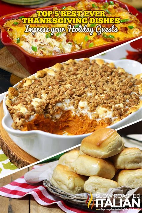 best thanksgiving side dishes top 5 best thanksgiving day side dishes
