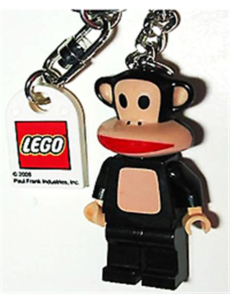 Lego Make By Paul Frank by 852023 Paul Frank Julius Friends Key Chain Brickipedia