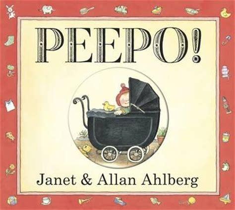 peepo board book peepo allan ahlberg 9780141337425