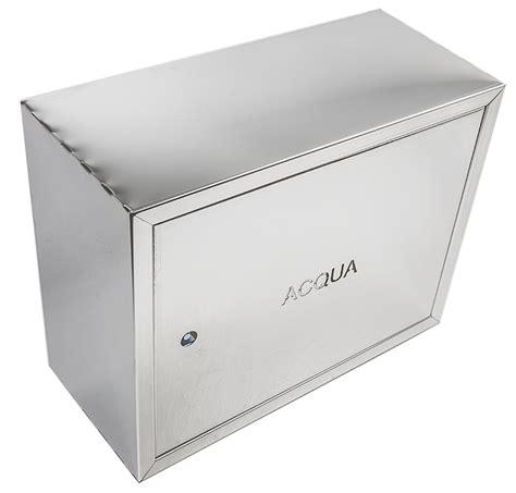 cassetta acqua cassetta acqua zinco s p a