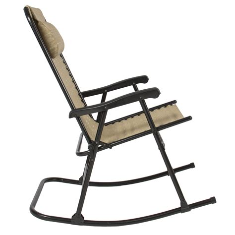 Best Choice Products Folding Rocking Chair Rocker Outdoor Rocking Chair Patio Furniture