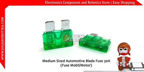 Medium Sized Automotive Blade Fuse 15a jual medium sized automotive blade fuse 30a