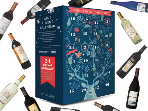 Wine Advent Calendar This Wine Advent Calendar Will Help You Survive The