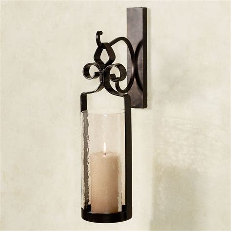 Wall Sconces Lighting Awesome Large Candle Wall Sconces All About Home Design