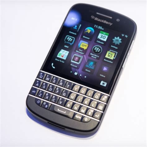 Hp Sony Q10 new blackberry q10 smartphone review information