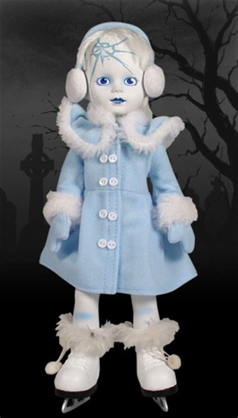history of the frozen doll frozen living dead dolls fandom powered by wikia