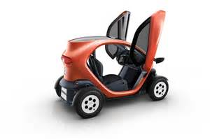Mini E Electric Car Price Renault Twizy Mobility Mini Car Prices Unveiled