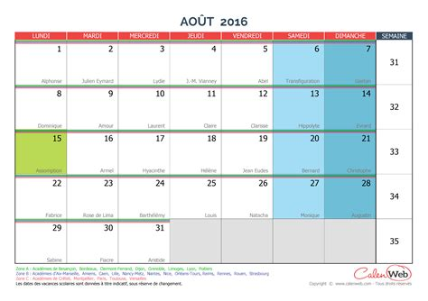Calendrier Mensuel 2016 Canada Search Results For Calendrier Jours Feries 2016