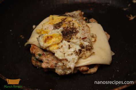 Ramen Reman ramen burger nano s recipes