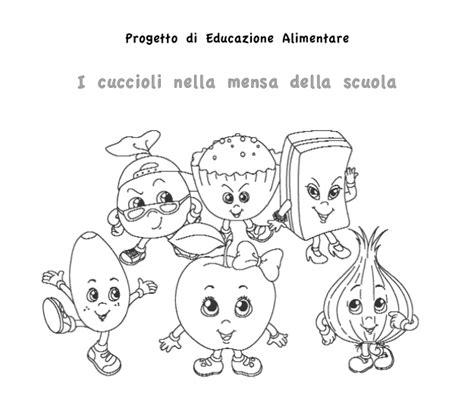 progetto sull alimentazione progetto didattico per bambini sull alimentazione le