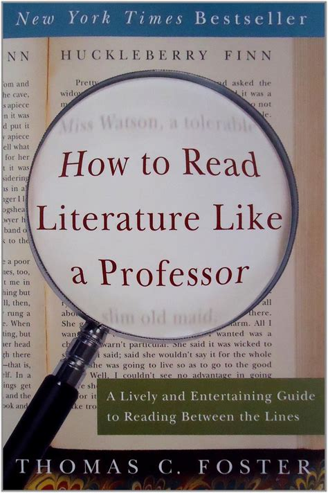 Pdf How Read Literature Like Professor by C Foster Archives 187 Nugget