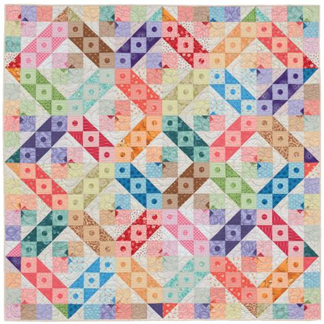 Triangle Patchwork Quilt Patterns - welcome to sashing school 6 ways to sash your quilts
