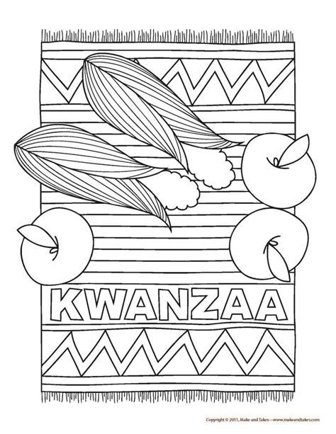 Kwanzaa Coloring Pages Preschool | 21 best kwanzaa images on pinterest kwanzaa activity