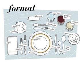formal dinner place setting formal place setting to remember pinterest