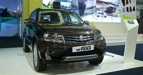 Suzuki Market Suzuki Debuts European Market 2013 Grand Vitara At The