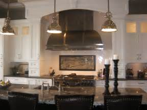attractive Kitchen Island Vent Hoods #4: PS31SP+Blackened+Steel+and+Stainless+Steel+Trim.jpg