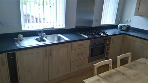Kitchen No Oven 2 Bedroom Flat To Rent Aldermans Green Coventry The