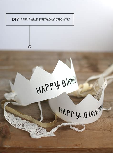 happy birthday crown template printable birthday crown cake ideas and designs