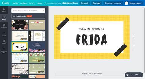 crea tus fondos abstractos con una herramienta online dise 241 a etiquetas escolares online gratis canva