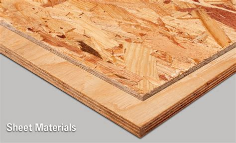 Osb T G Flooring by Plywood And Shuttering Sheets Materials Clarkes Of Walsham
