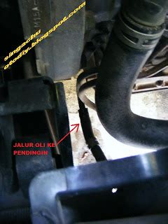 Tutup Radiator Blazer diy kuras oli matic next g tanpa mesin atf changer
