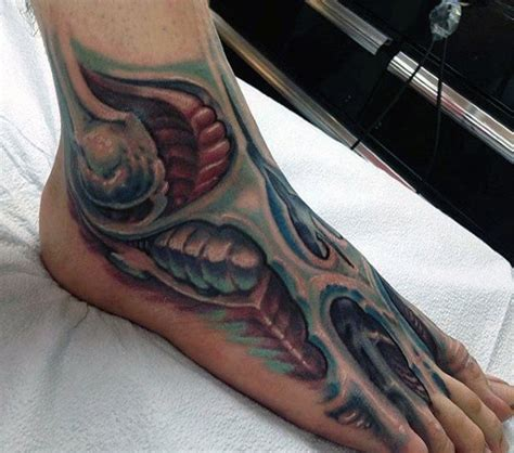 foot tattoos for guys 90 foot tattoos for step into manly design ideas