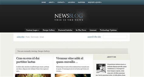 elegant themes newspaper enews wordpress theme