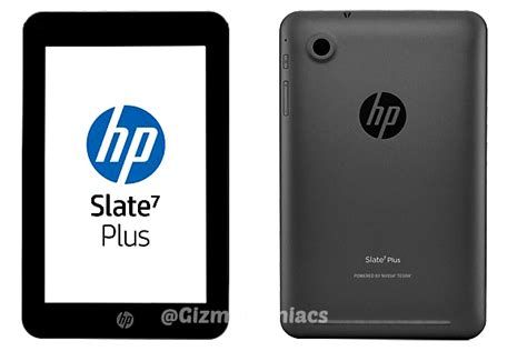 Hp Panasonic Android hp slate7 plus 7 inch android tablet with tegra 3