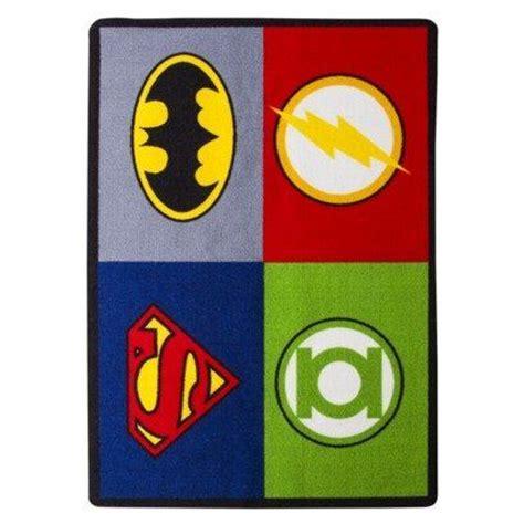 marvel comic bedroom ideas floor rugs justice league and superhero rug on pinterest