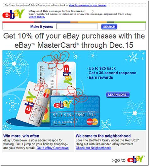 ebay mastercard ge money archives finovate