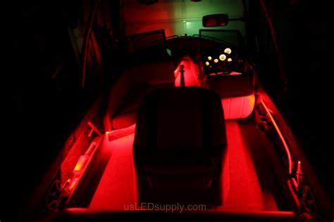 Led Boat Interior Lights by Malibu Boat